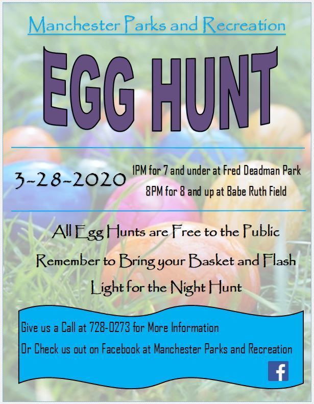 egg hunt flyer pic