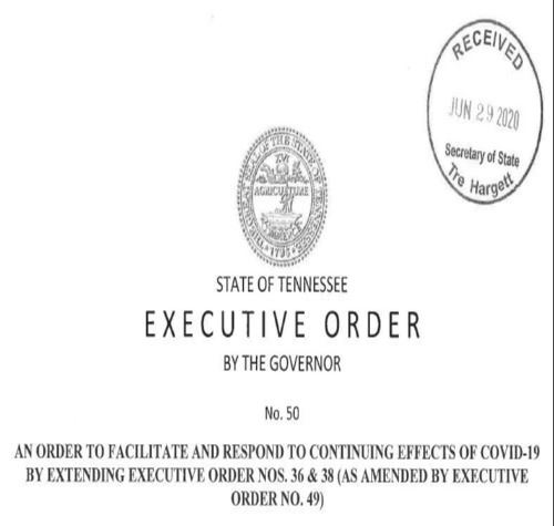 Executive Order No. 50 Pic